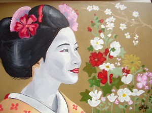 japón primaveral