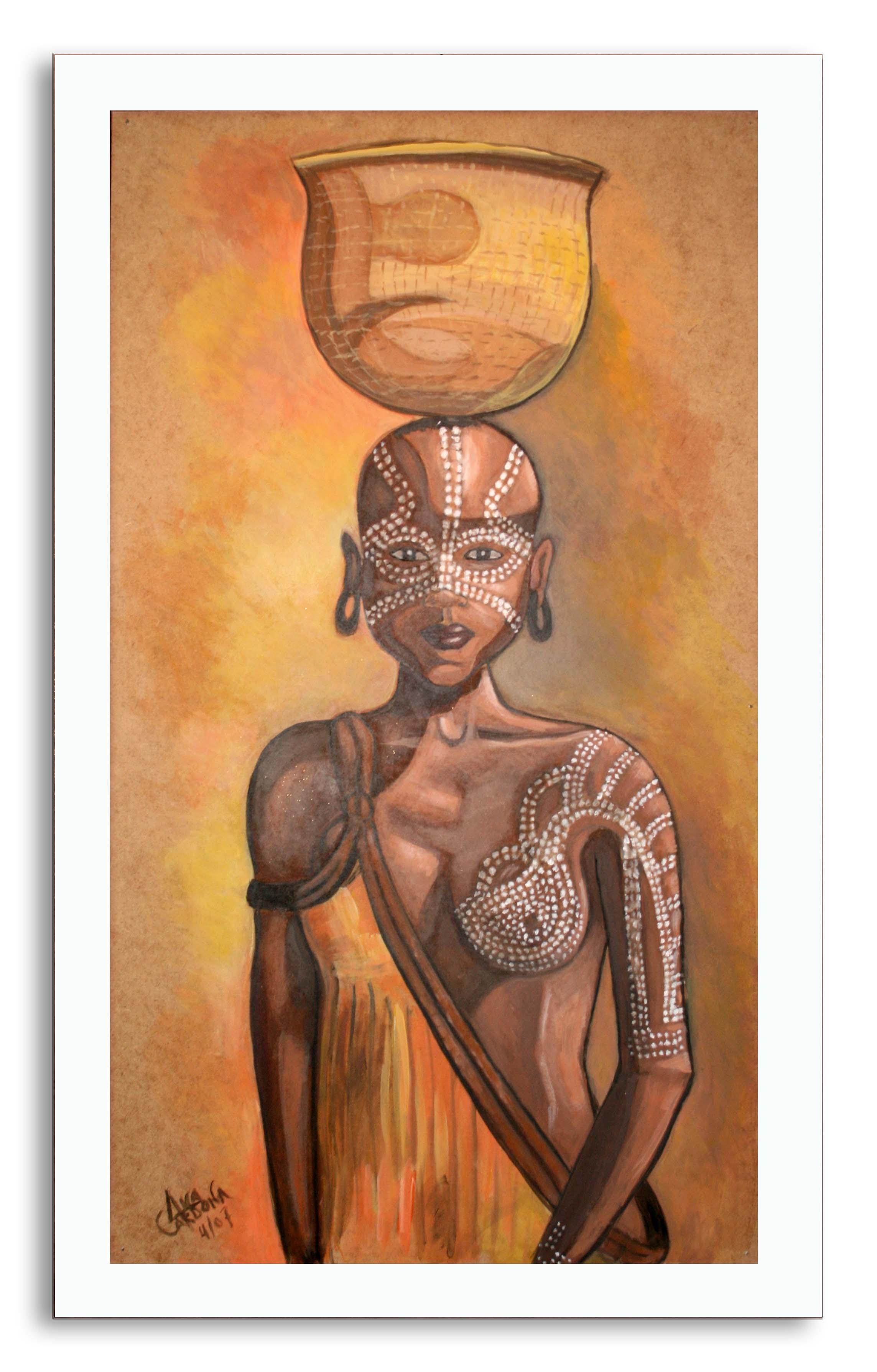 fotografias de nigerianas desnudas